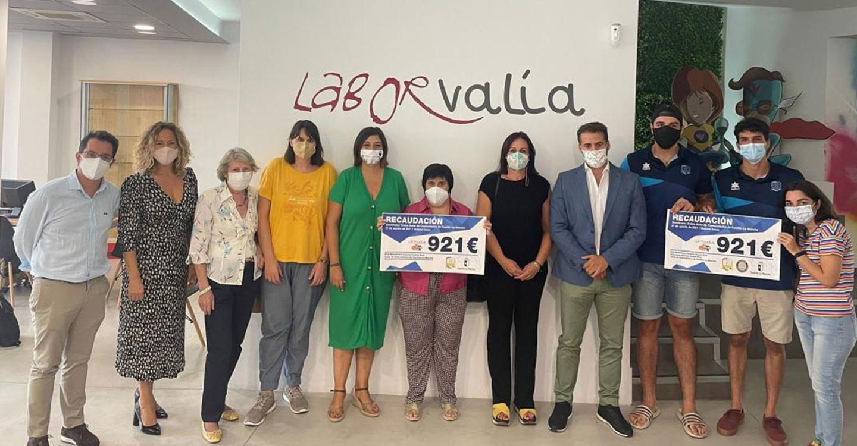 El Gobierno de Castilla-La Mancha agradece a los equipos BM Caserío, BM Alarcos, BM Bolaños y BM Pozuelo su colaboración con entidades sociales sin ánimo de lucro