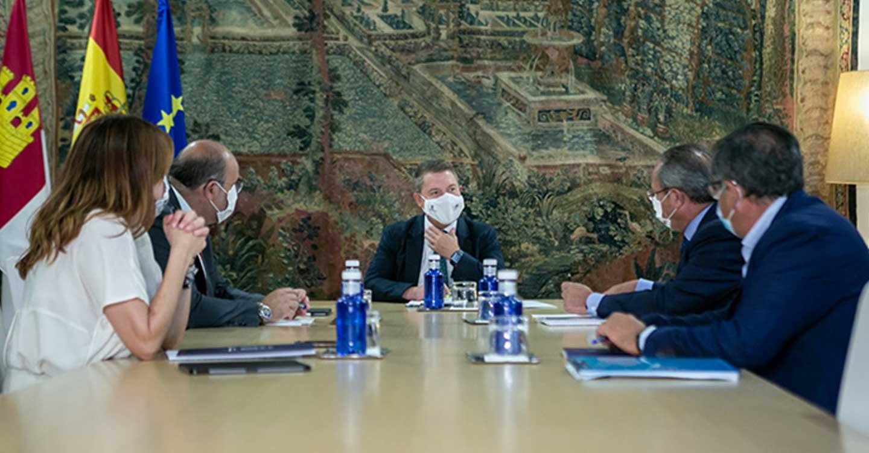 El Gobierno de Castilla-La Mancha acuerda congelar el límite de gasto no financiero para 2022, así como seguir con la congelación de la presión fiscal