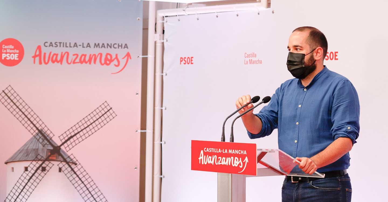 """González destaca el """"giro"""" que se cumple en materia de agua para CLM y recuerda que el PP votó lo contrario"""