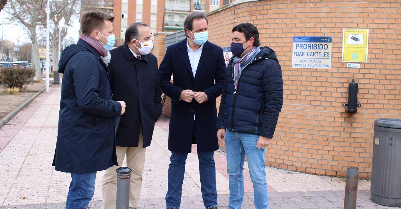 Gregorio pregunta a Page hasta dónde tiene que llegar la pandemia para que abra de una vez el nuevo Hospital de Toledo