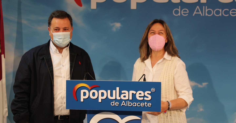 """Guarinos advierte que el PP-CLM no respaldará nunca el """"atraco fiscal"""" que pretenden llevar a cabo los gobiernos socialistas de García-Page y Pedro Sánchez"""