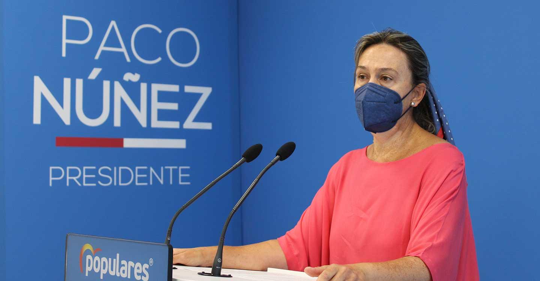 Guarinos recomienda a Page una reunión con el presidente Núñez para `ponerle al día´ de todo lo que ha ocurrido este verano mientras él ha estado desaparecido