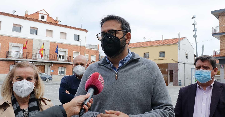 """Gutiérrez destaca que, por primera vez, CLM """"va al ataque"""" en la defensa del Tajo y solicita la ayuda del PP"""