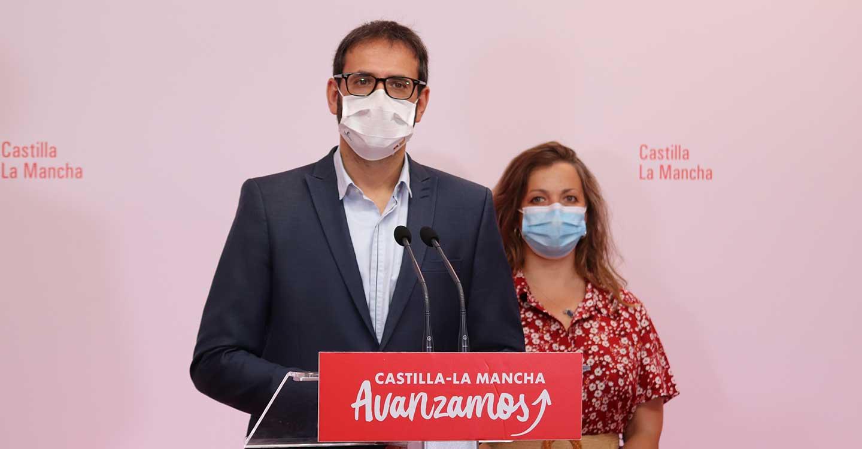 """Gutiérrez: """"Page será reelegido secretario general del PSOE de CLM para seguir liderando un proyecto de progreso, regionalismo sano y honradez"""""""