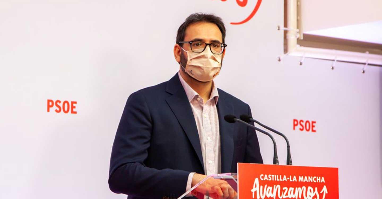 """Gutiérrez pide al PP que """"deje de mentir"""" con la vacunación y denuncia que critique el """"ejercicio de transparencia"""" del consejero de Sanidad"""