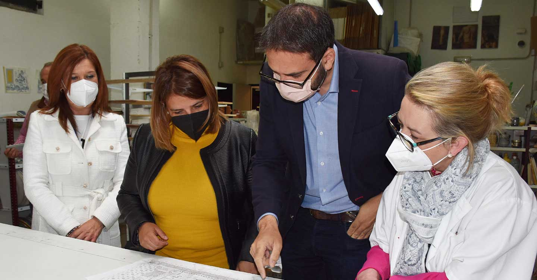 """Gutiérrez: """"Queremos crear un plan de rescate a la artesanía que empieza con las ayudas directas"""""""