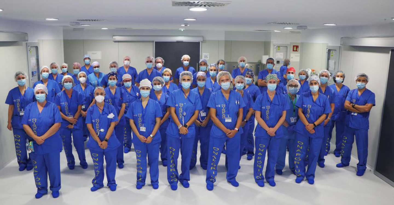 El Hospital Universitario de Toledo inicia la actividad del Bloque Quirúrgico con las primeras intervenciones a cargo del servicio de Cirugía Ortopédica y Traumatología