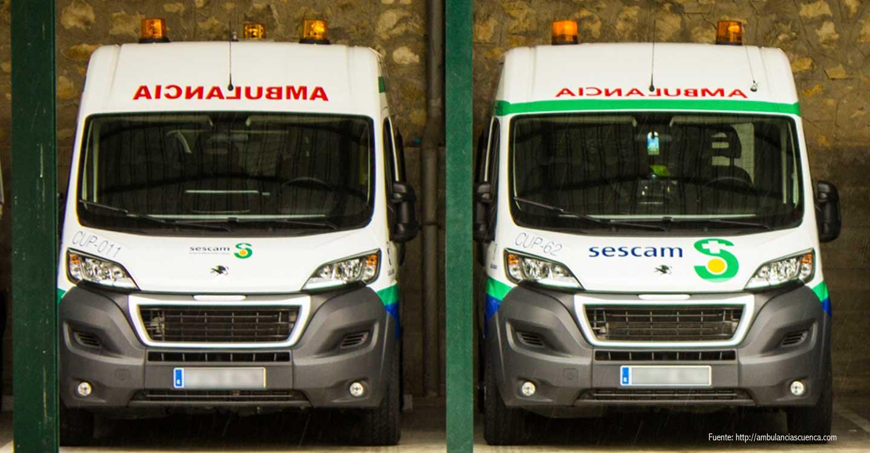 CCOO, USO y los Comités de Empresa de Ambulancias en Cuenca y Ciudad Real convocarán huelga en septiembre en el transporte sanitario de CLM