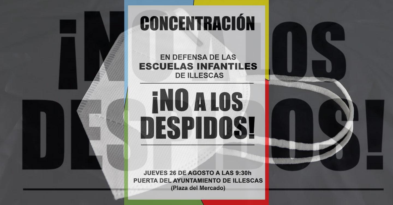 Illescas defiende las escuelas infantiles del municipio