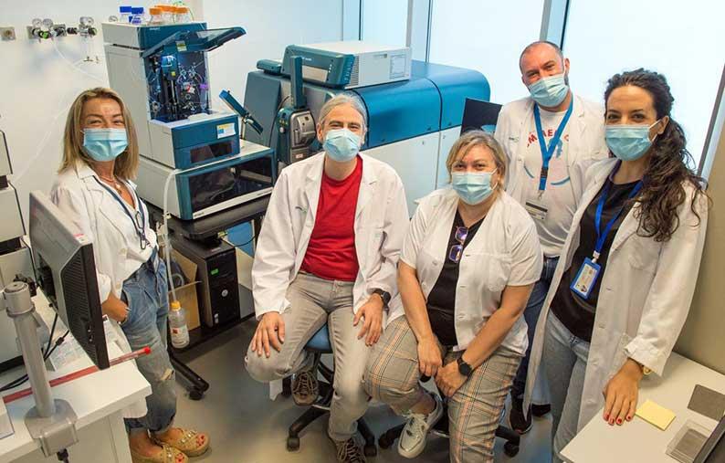 La inversión del Gobierno de Castilla-La Mancha y Europa dota al Hospital Nacional de Parapléjicos de tecnología con inteligencia artificial y técnicas ómicas