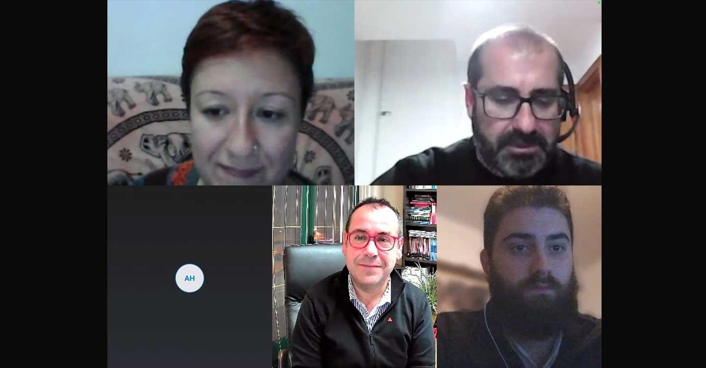 IU C-LM se reúne con la nueva dirección de  ONGs para el Desarrollo de Castilla-La Mancha