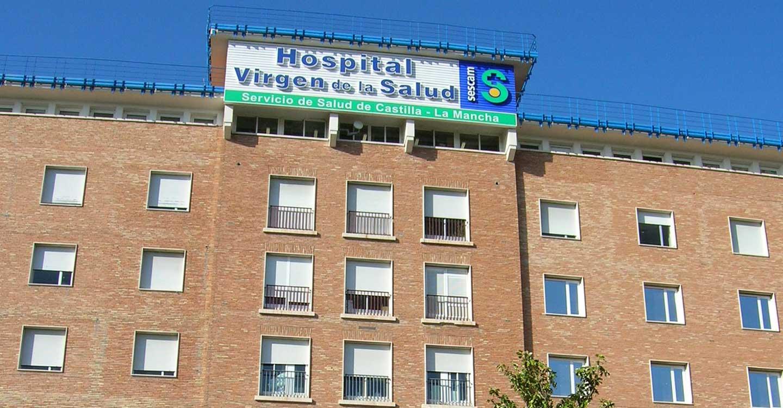 IU C-LM reclama una solución urgente ante la rotura de la calefacción en el Virgen de la Salud
