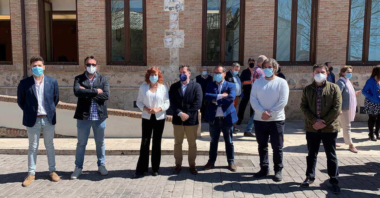 Izquierda Unida recupera la alcaldía en Esquivias con una moción de censura al PP
