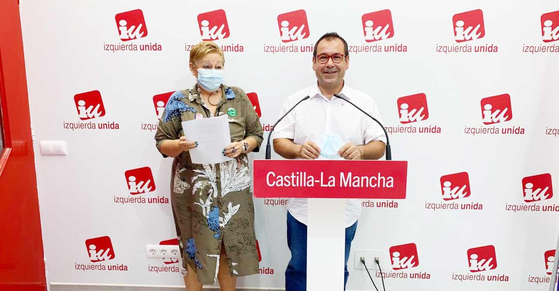 IU y la PAH pide al Gobierno C-LM una Ley de Vivienda para atajar el problema que viven miles de familias