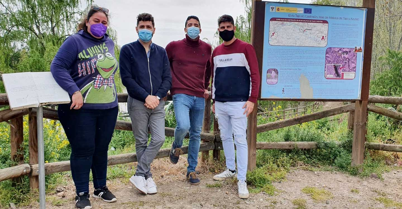 Izquierda Unida trabaja en el Gobierno de Malpica de Tajo para recuperar lo perdido