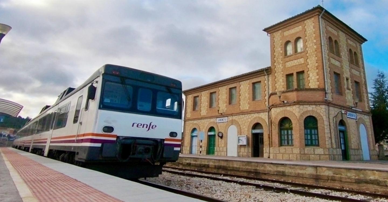 IU C-LM anima a la población conquense a participar en la manifestación en defensa del ferrocarril