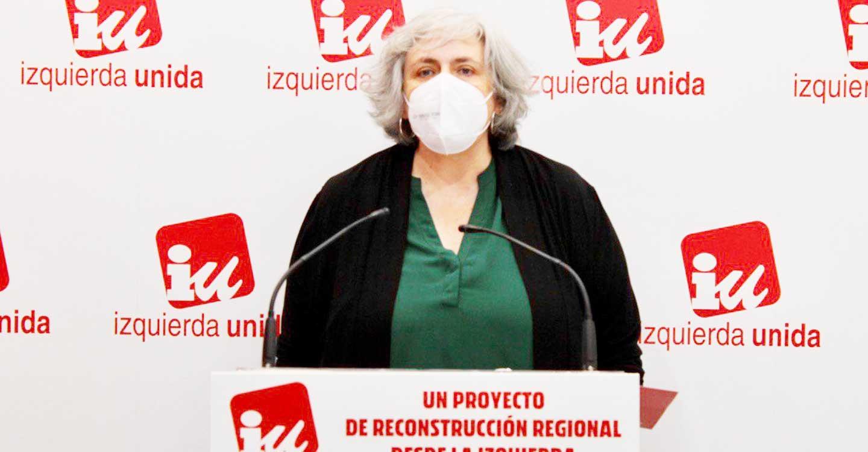 IU propone iluminar de verde las Cortes Regionales con motivo del Día Mundial para la prevención del suicidio