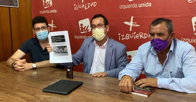 IU propone a la Junta C-LM la recuperación de la finca del Dehesón del Encinar