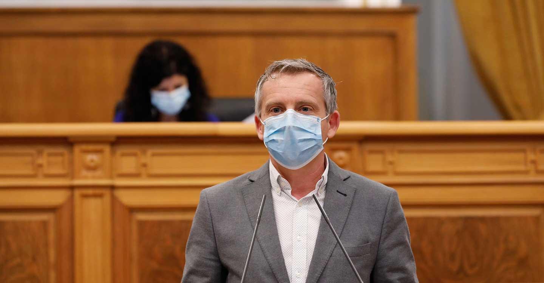 Contreras aplaude las medidas del Gobierno de Castilla-La Mancha para hacer frente a la adicción de los menores a internet