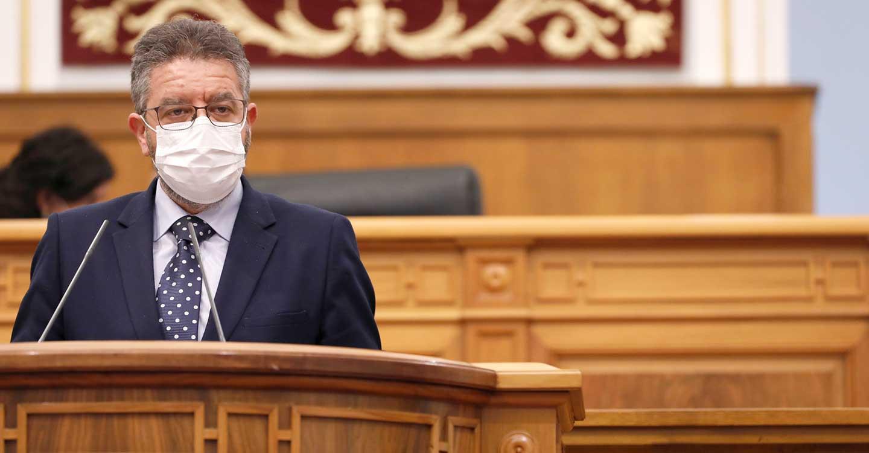 Moreno reclama al Gobierno de Page que regresen las consultas presenciales de Atención Primaria en los centros de salud de la región