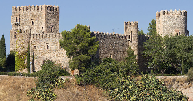 Leyendas de Castilla-La Mancha: Los fantasmas del castillo de San Servando