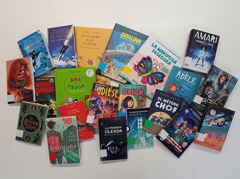 El Gobierno de Castilla-La Manha ofrece una selección de 27 títulos para fomentar la lectura entre el público infantil y juvenil en verano