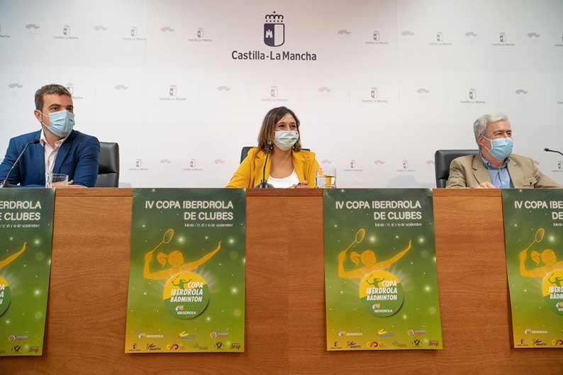 El Gobierno de Castilla-La Mancha resalta que Castilla-La Mancha ha sido la segunda región que más creció este año en número de licencias deportivas femeninas