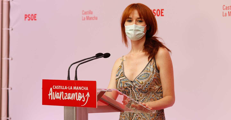 """López resume la actuación del verano de Núñez: """"Intentar crear incertidumbre, negar la vacunación y ser leal a Casado por encima de CLM"""""""