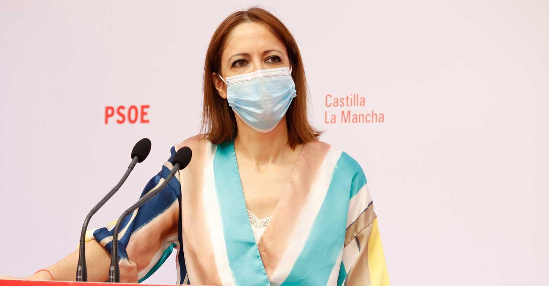 """Maestre destaca que CLM está """"a la cola en contagios"""" mientras avanza la vacunación y afea al PP por """"cuestionar los datos oficiales"""" en vez de """"alegrarse"""""""