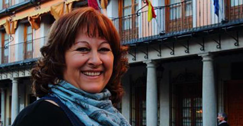 María Luisa Pombo Tejada (IU) repite como candidata a la Alcaldía de Numancia de La Sagra por UNIDAS.