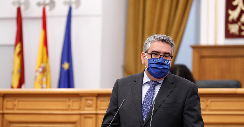 """Rodríguez denuncia que el Gobierno de Page, """"lejos de avergonzarse, presume de que solo sabe gastar mientras no ejecutan inversiones que crean empleo y riqueza"""""""