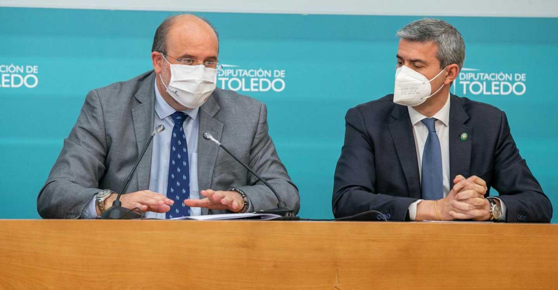 El Gobierno de Castilla-La Mancha incrementará hasta el 85 por ciento la subvención para los ayuntamientos de los costes laborales en el Plan de Empleo