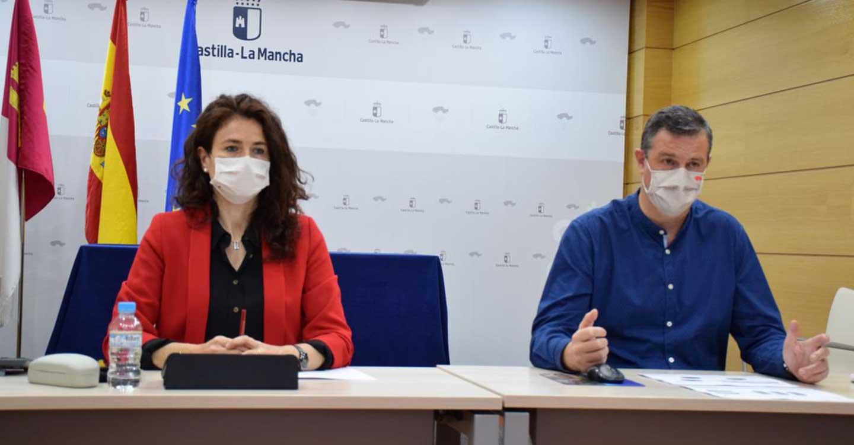 Más de un centenar de personas participan en el Foro Técnico de Prevención de Riesgos Laborales en el sector logístico organizado por el Gobierno de Castilla-La Mancha