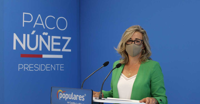 Merino exige a Page que no sea `cómplice´ de los ataques de Sánchez a los agricultores y ganaderos con el incumplimiento de la doble tarifa eléctrica