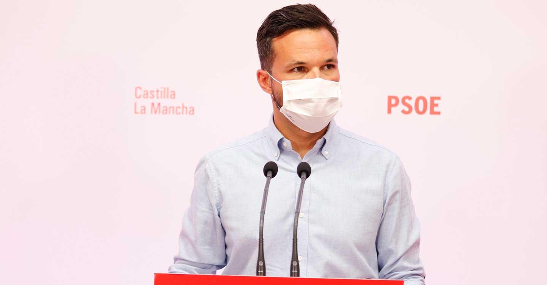 """Zamora ante el """"abrazo de Núñez a la extrema derecha"""": """"Son recetas que ya conoció CLM con Cospedal y dijo alto y claro que no las quería"""""""