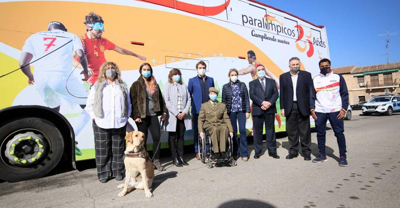 Milagros Tolón destaca los logros del Comité Paralímpico Español a favor de las personas con discapacidad en sus 25 años de vida