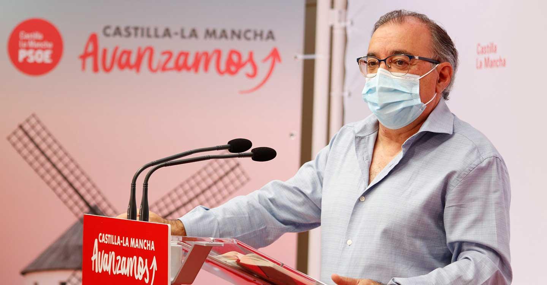 """Mora destaca los logros del Gobierno de Page frente a un PP de Núñez """"desnortado"""""""