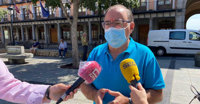 """Mora destaca que """"hay una valoración muy positiva de la recuperación en CLM"""" y critica la oposición """"absolutamente a todo"""" del PP"""