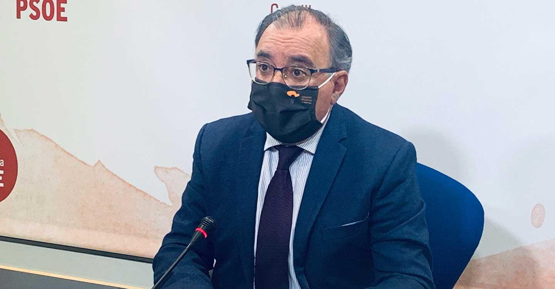 """Mora: """"Con la opinión de CLM está la opinión del resto de comunidades autónomas menos Madrid y Paco Núñez"""""""