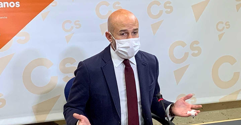 Ciudadanos denuncia que Page no enseña los proyectos de recuperación para Castilla-La Mancha financiados con fondos europeos