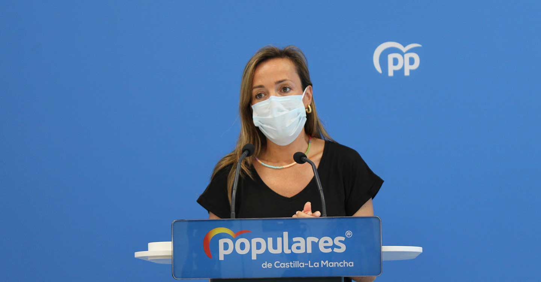 """Navarro afirma que el tiempo de Page se ha agotado: """"El PP de Paco Núñez está preparado para gobernar esta tierra de la mano de la sociedad civil"""""""
