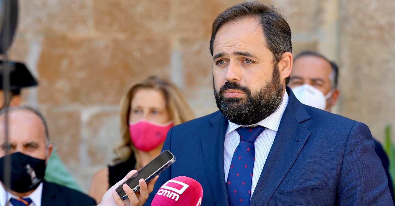"""Núñez destaca que cuando sea presidente de la Junta siempre estará cerca de los alcaldes y los ayuntamientos: """"Nunca os dejaré solos"""""""