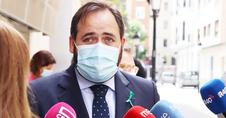 """Núñez reclama a Page que pida perdón a la comunidad educativa por haber afirmado que el profesorado """"quería 15 días de vacaciones"""" al inicio de la pandemia"""