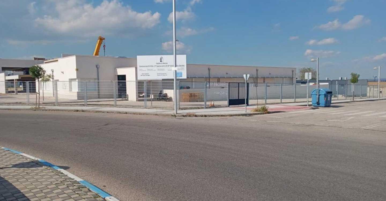 El Gobierno de Castilla-La Mancha saca a licitación las obras de la tercera fase del CEIP 'Noelia Gómez Montesori' de Seseña por un importe de más de 1.800.000 euros