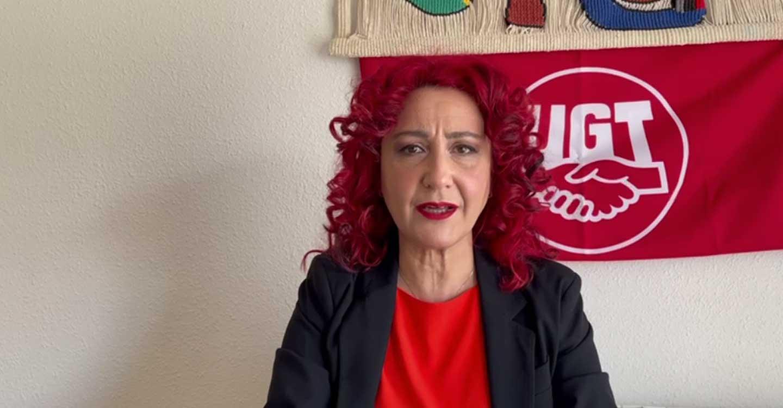 Olga Arribas deja la Secretaria General de UGT CLM
