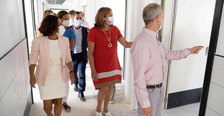 El Gobierno de Castilla-La Mancha destaca que durante esta legislatura se construirán 25 nuevos centros educativos en Castilla-La Mancha
