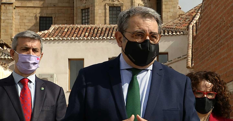 El Gobierno de Castilla-La Mancha destaca la colaboración entre administraciones para conseguir mejorar la atención sanitaria de la ciudadanía en las zonas rurales