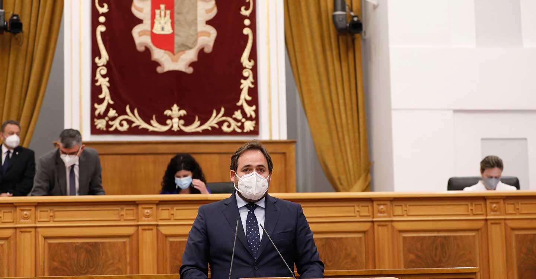 """Núñez afirma que salvar vidas y empleos está por encima de salvar el futuro político de Page: """"Mi lealtad es con los castellano-manchegos"""""""