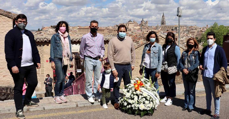 """Núñez: """"Hoy es el día de la España y de la Castilla-La Mancha que madruga y de aquellos que cada día levantan las persianas de sus negocios. Ellos son los protagonistas del país y de la región"""""""