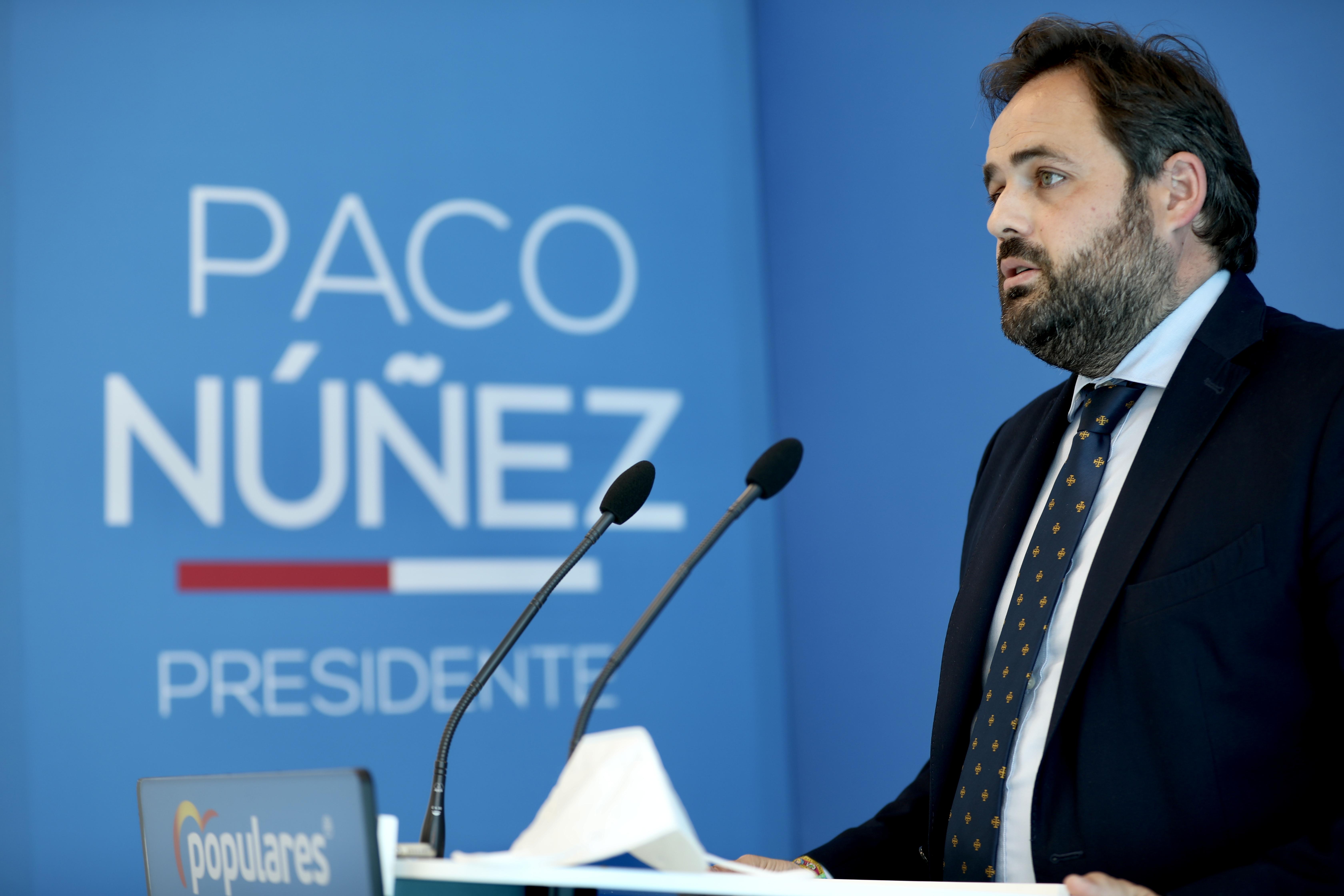 """Núñez censura la """"patada a los castellano-manchegos"""" de Page al no apoyar bajadas de impuestos o no posicionarse en contra del pago en autovías o carreteras"""
